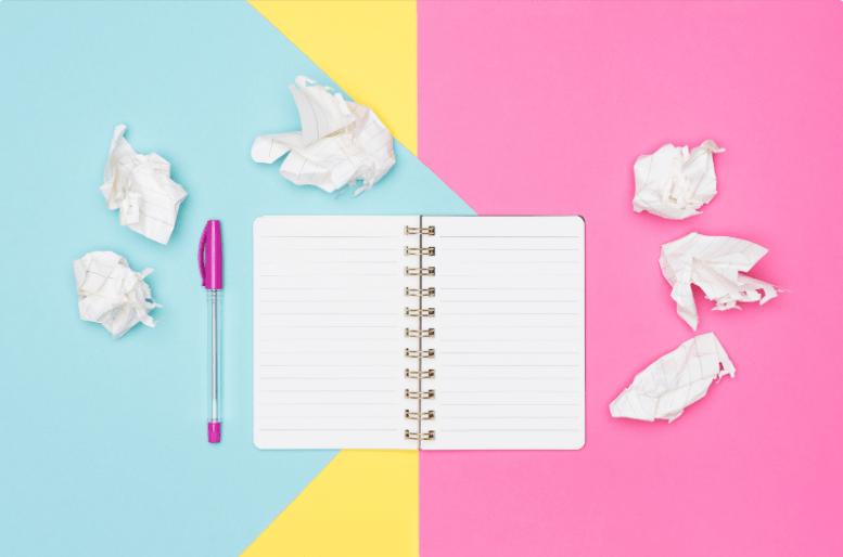 7 dicas para minimizar o bloqueio criativo